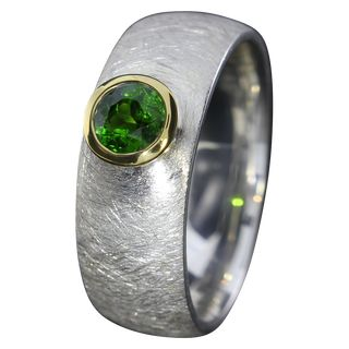 Ring Chromdiopside