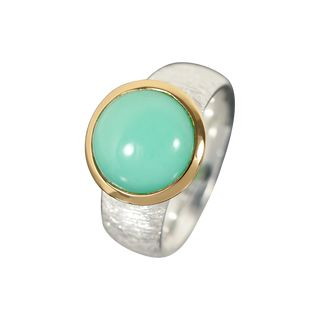 Ring Chrysoprase