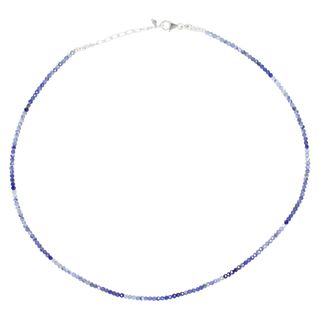 Gem Necklace Sodalite