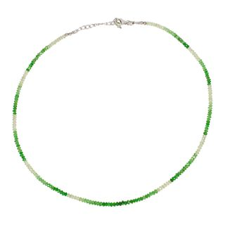 Gem Necklace Tsavorite