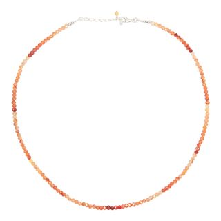 Gem Necklace Karneol