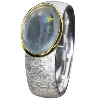 Ring Aquamarin