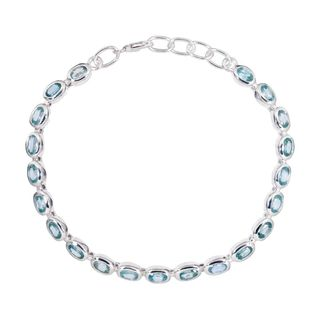 Gem Armchain blue Zircon
